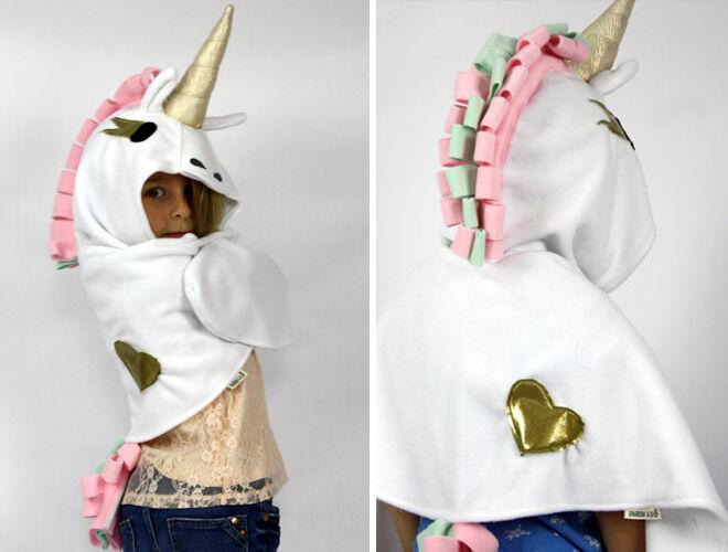 Handmade Unicorn Costume