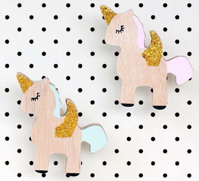 Unicorn-Wall-Hook