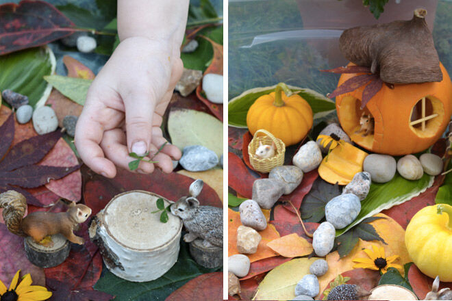 autumn-activities-sensory-bin