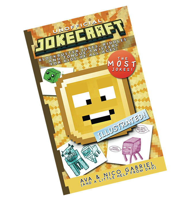 Jokecraft - Minecraft Gift Guide