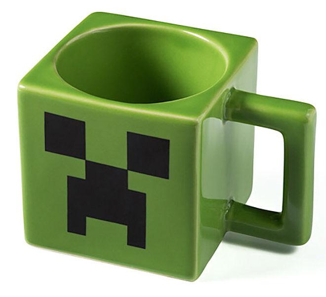 Creeper Mug - Ultimate Minecraft Gift Guide