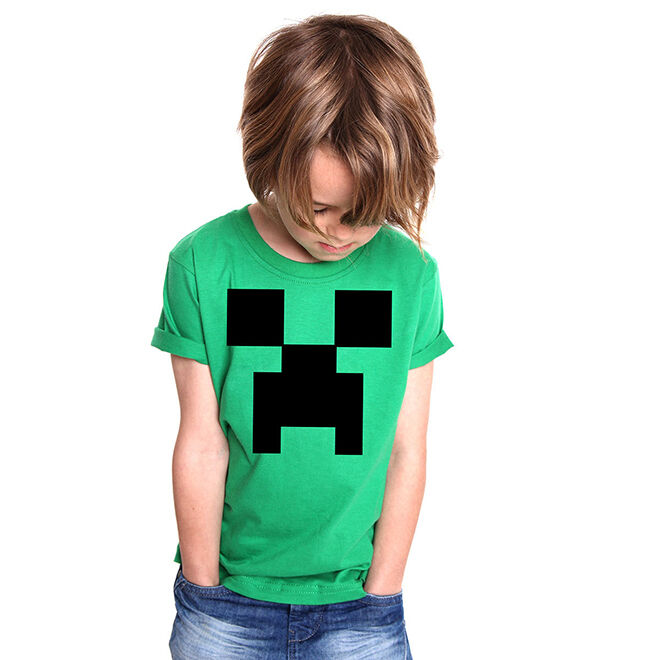 T-shirt - Mum's Grapevine Ultimate Minecraft Gift Guide