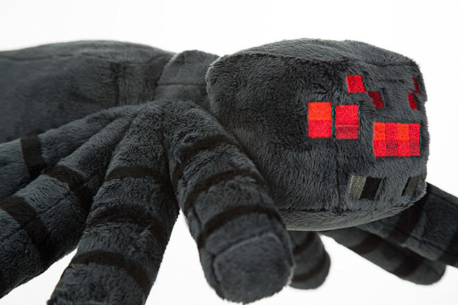 Plush Spider - Minecraft Gift Guide
