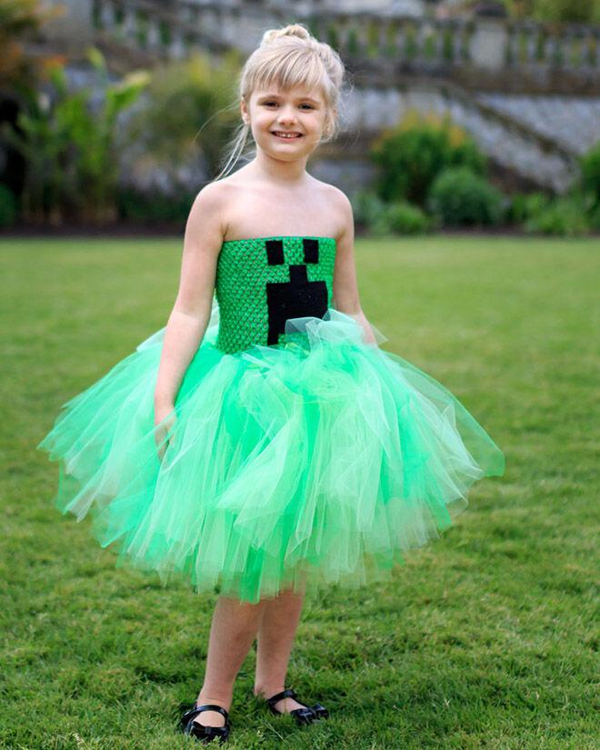 Creeper tutu - Minecraft Gift Guide