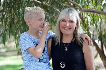 Caroline Taylor Mum's Grapevine Founder