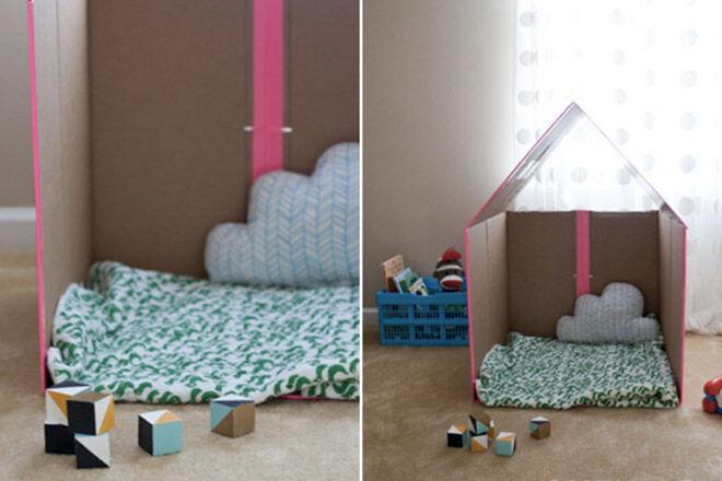 DIY-cubby-cardboard-box