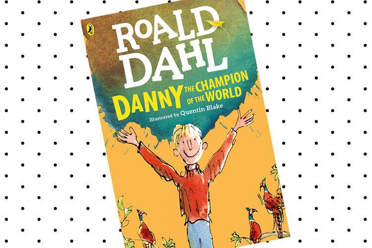 kids book roald dahl story