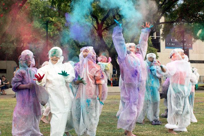 colour kids festival Qld Brisbane