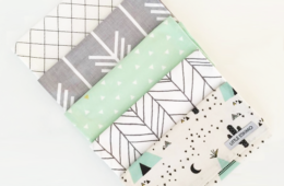 Etsy burp cloths