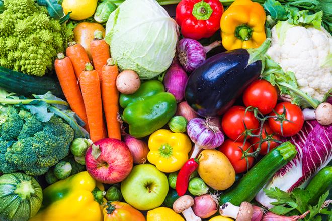 Pregnancy foods to eat fruit vegetables