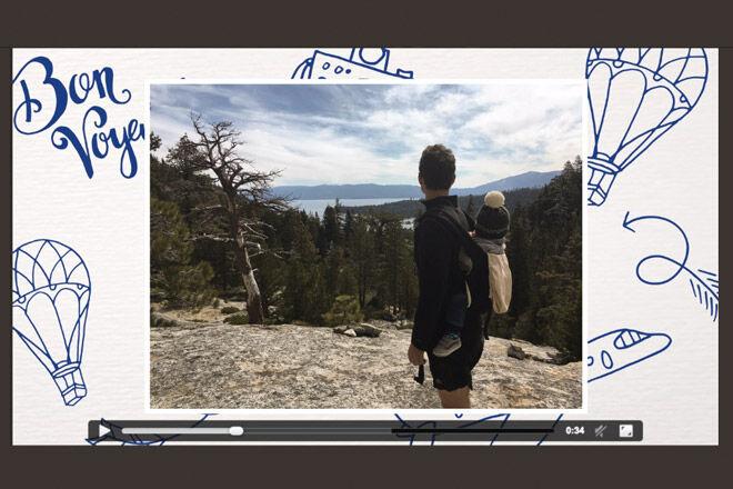 Shoebox-timeline-holiday-slide-show