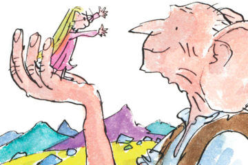 kid book story read roald dahl