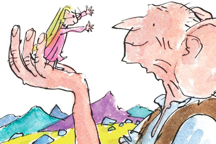 kid book story read roald dahl