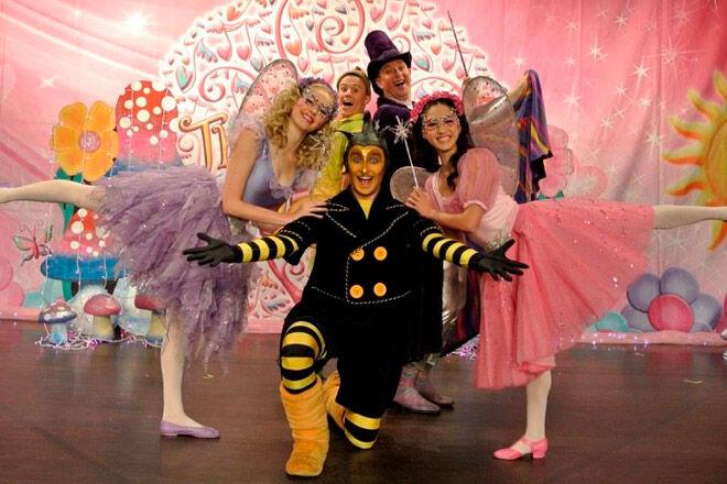 queensland kids fairy show sunshine coast