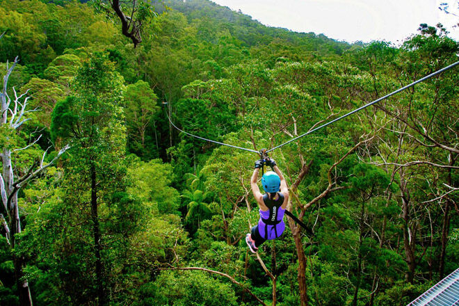 kids activities Queensland Gold Coast school holiday adventure