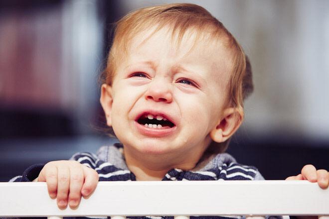 Tips for raising a toddler tantrum