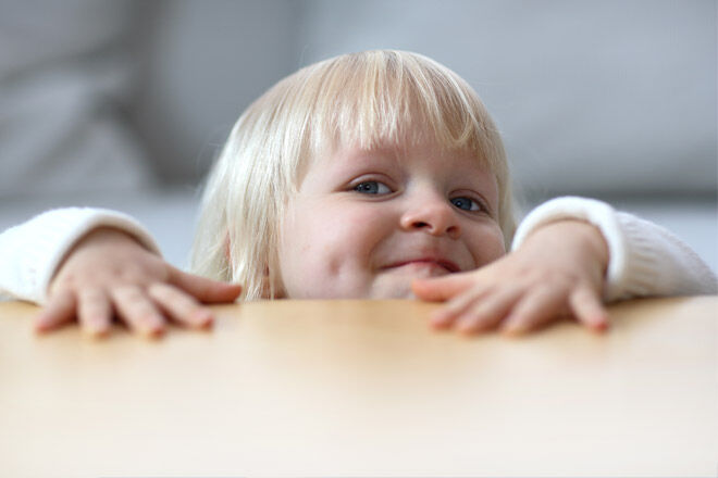 Tips for raising a toddler white lies
