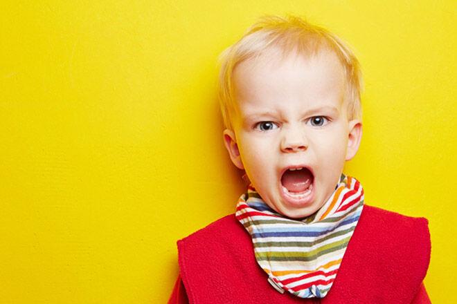 Tips for raising a toddler saying no