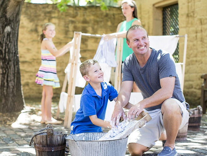 Elizabeth Bay Farm - Sydney School Holiday Activities in July