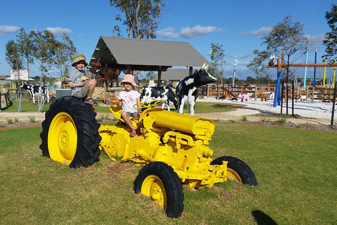 wa playground farm kids nature play tractor