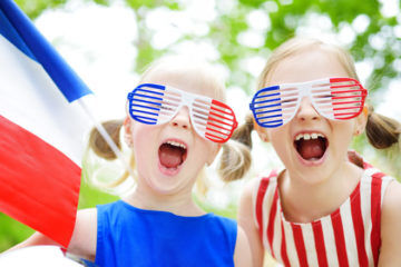 Kids Bastille Day