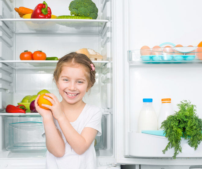 Food to store in the fridge