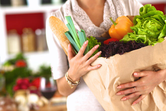 How to store fresh food fruit and veg
