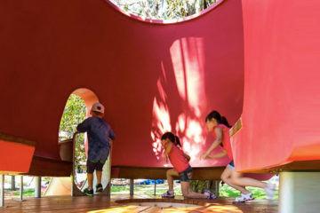 Playground in Glebe: Jubilee for kids