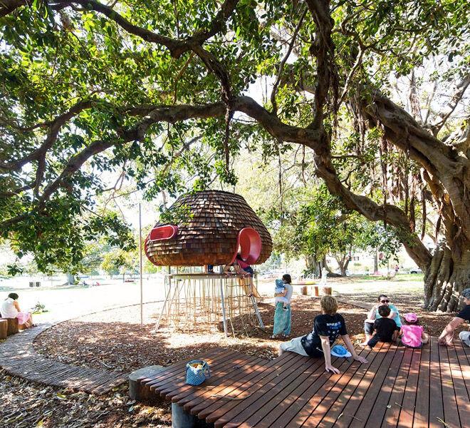 Jubilee Playground Glebe