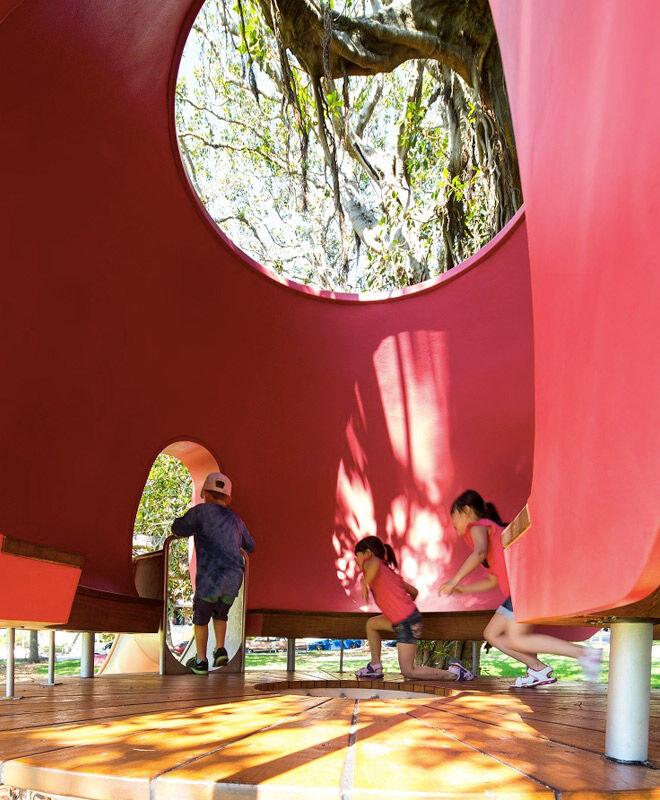 Jubilee Playground pod
