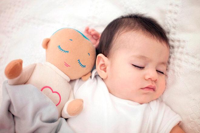 Lulla doll baby sleeping aid
