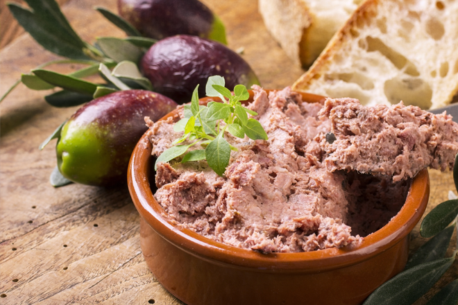 Pregnancy foods to avoid pate