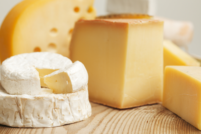 Pregnancy foods to avoid soft cheese