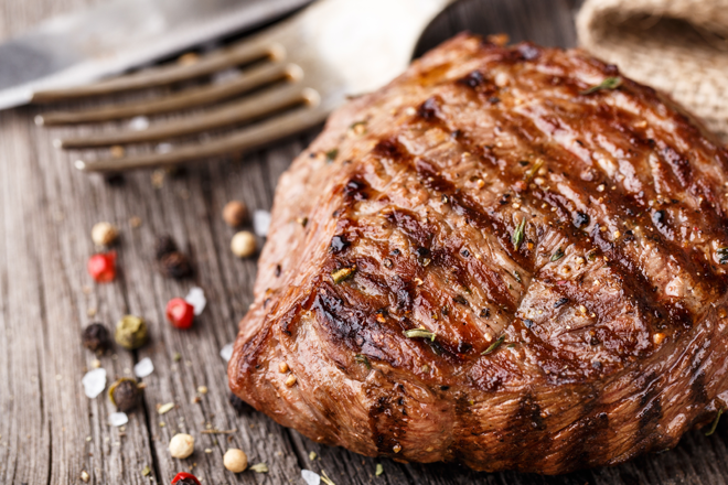 Pregnancy foods to eat meat iron