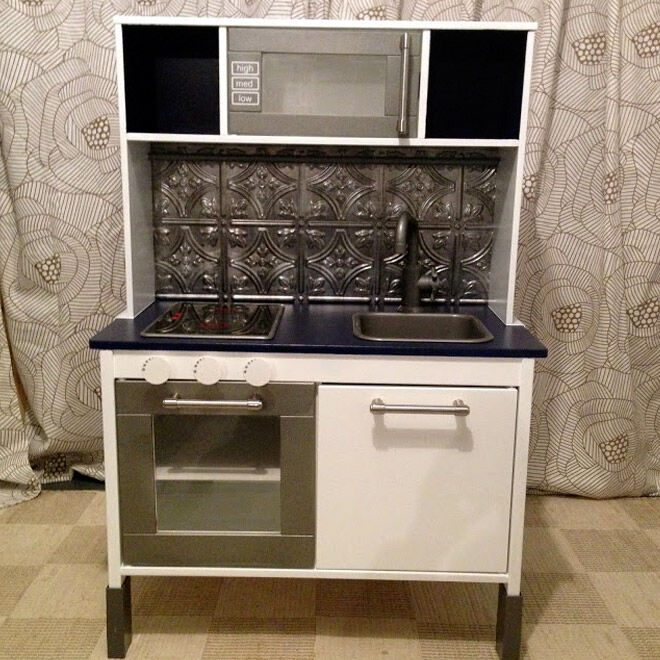 Ikea Kitchen Duktig: 13 Fun Ways To Transform The IKEA Play Kitchen