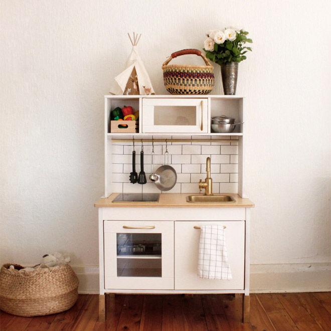 13 fun ways to transform the IKEA play kitchen | Mum\'s Grapevine