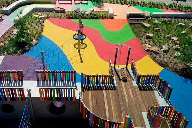 playground sydney kids