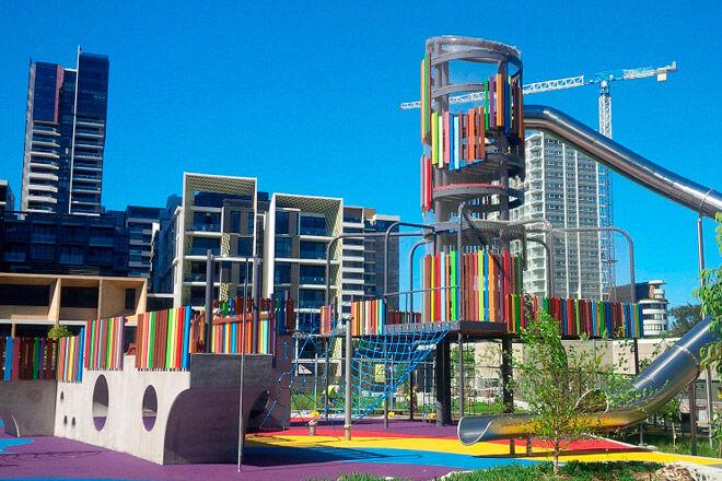 sydney playground kids