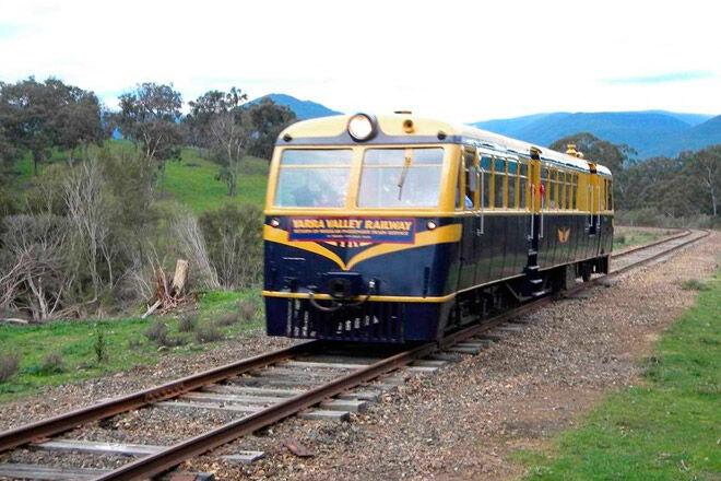 rail train ride kid family victoria