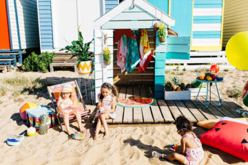 Beach Box Cubbies