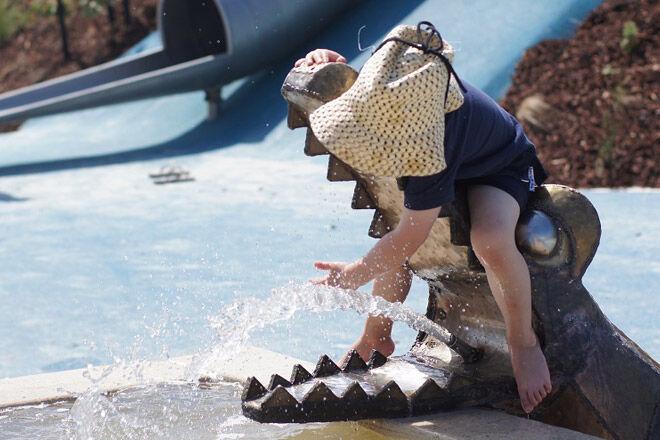 kids melbourne victoria play water playground