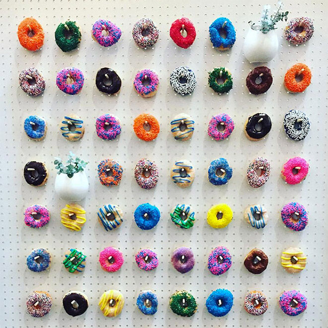 Donut Walls Are Officially A Thing Mum S Grapevine