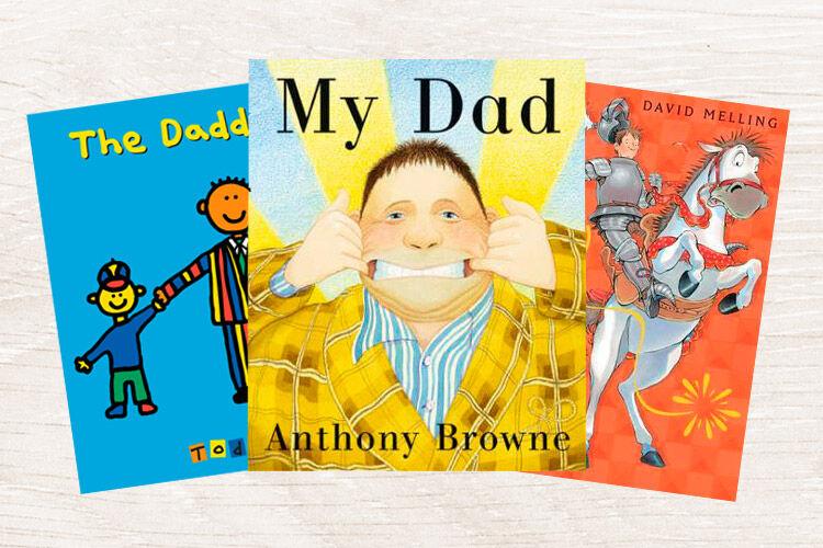 dad read kids