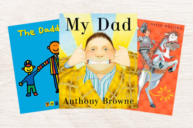 books about dads
