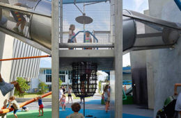 Frew Park Arena Playground