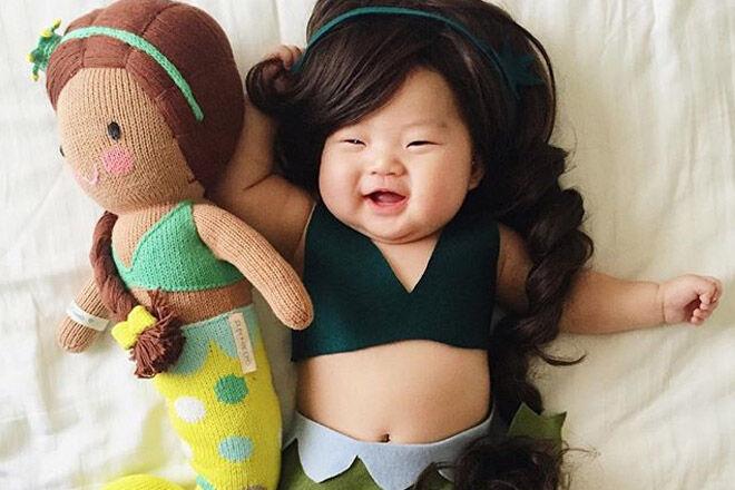 instagram kids baby