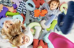 etsy letter cushion kids room
