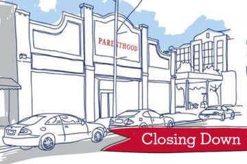 Parenthood Richmond Closing Down Sale