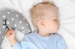 Sleep training technique baby