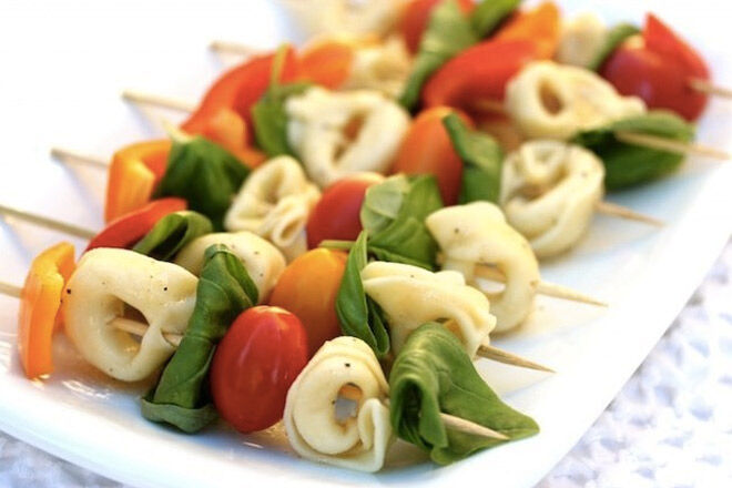 No sandwich lunch ideas kids pasta